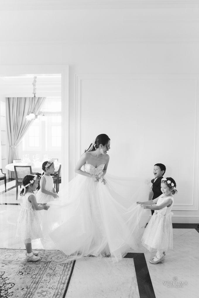 Josh & Stephanie Wedding Day by Venema Pictures - 023