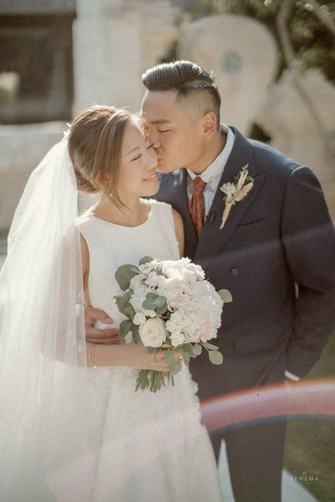 The Wedding of Rachel & Sam by Bali Eve Wedding & Event Planner - 007
