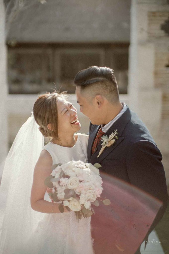 The Wedding of Rachel & Sam by Bali Eve Wedding & Event Planner - 008