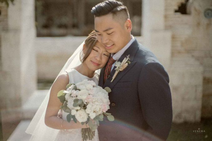 The Wedding of Rachel & Sam by Bali Eve Wedding & Event Planner - 009