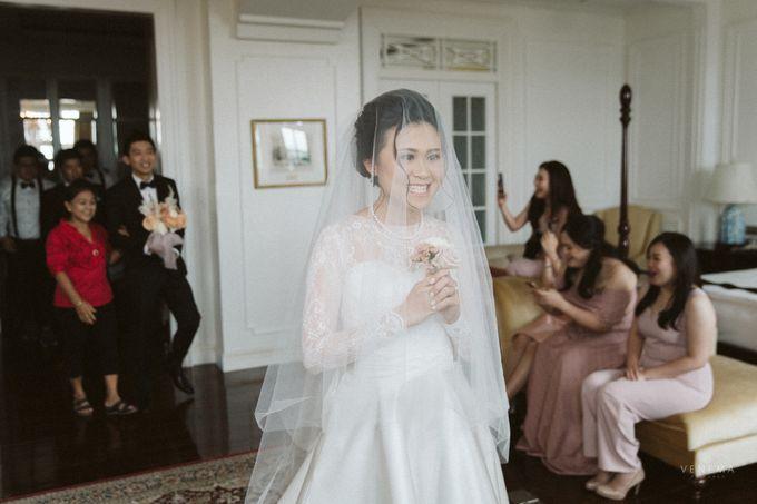 Anthony & Folla Wedding Day by Pamella Bong - 005