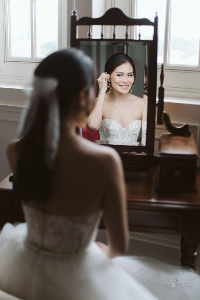 Josh & Stephanie Wedding Day by Venema Pictures - 020