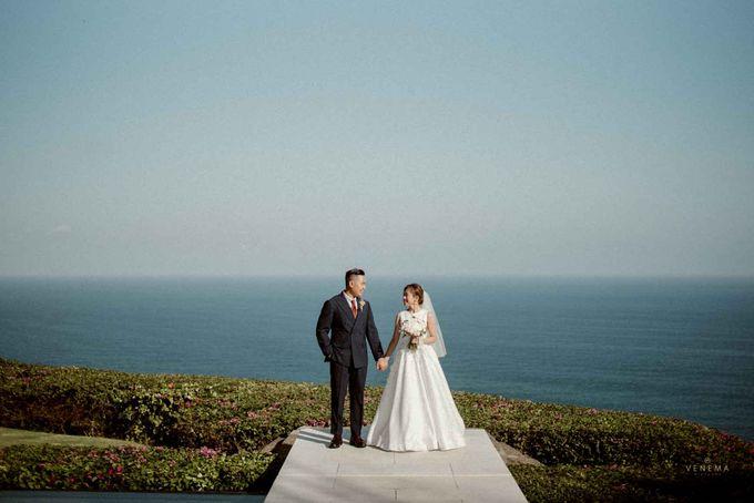 The Wedding of Rachel & Sam by Bali Eve Wedding & Event Planner - 015