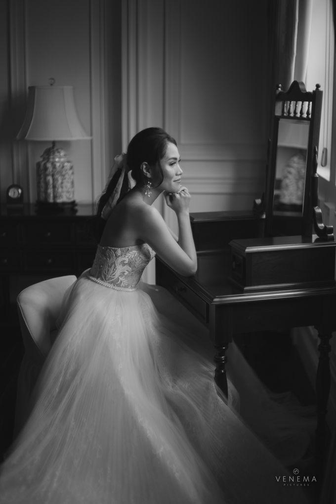Josh & Stephanie Wedding Day by Venema Pictures - 021