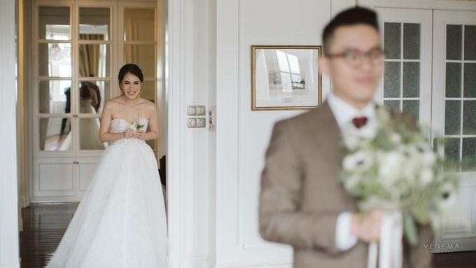 Josh & Stephanie Wedding Day by Venema Pictures - 026