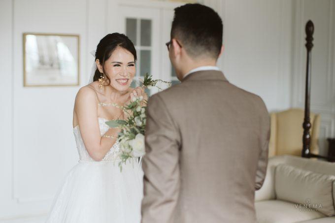 Josh & Stephanie Wedding Day by Venema Pictures - 027