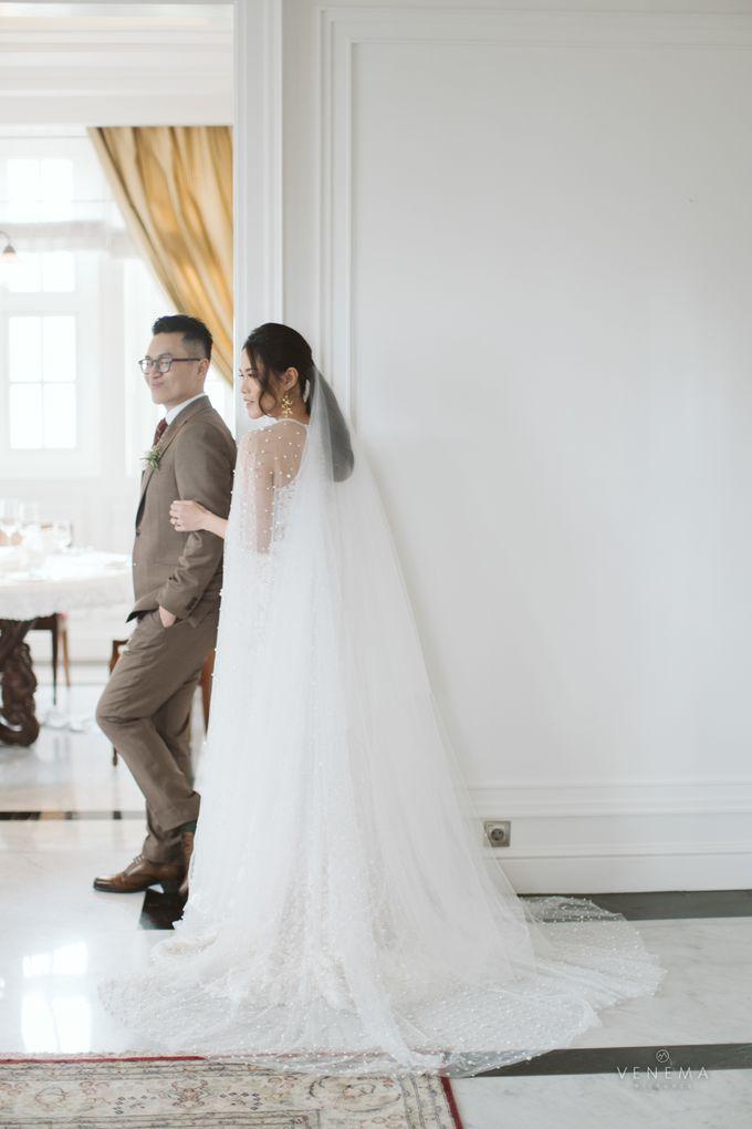 Josh & Stephanie Wedding Day by Venema Pictures - 028