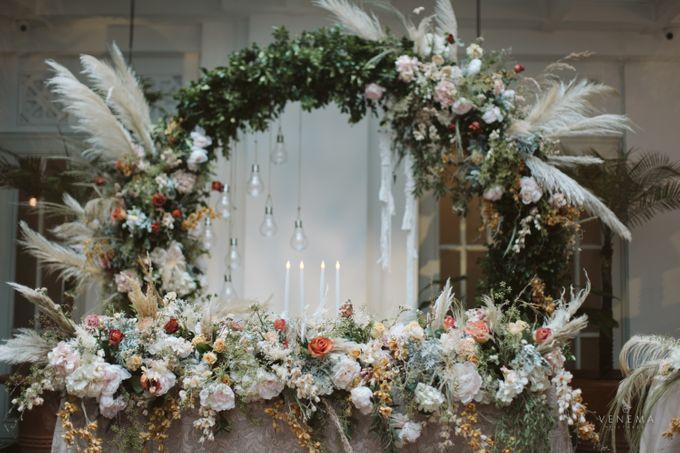 Josh & Stephanie Wedding Day by Venema Pictures - 031