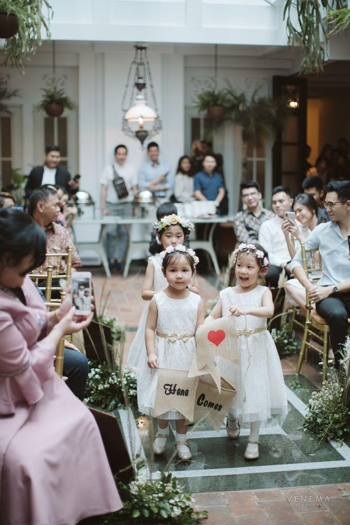 Josh & Stephanie Wedding Day by Venema Pictures - 034