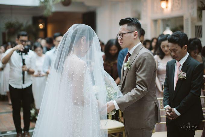 Josh & Stephanie Wedding Day by Venema Pictures - 036