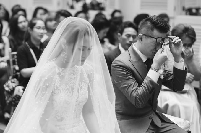 Josh & Stephanie Wedding Day by Venema Pictures - 037