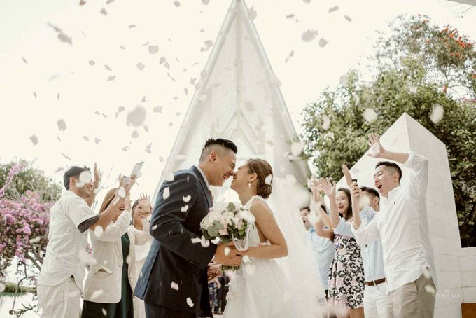 The Wedding of Rachel & Sam by Bali Eve Wedding & Event Planner - 027