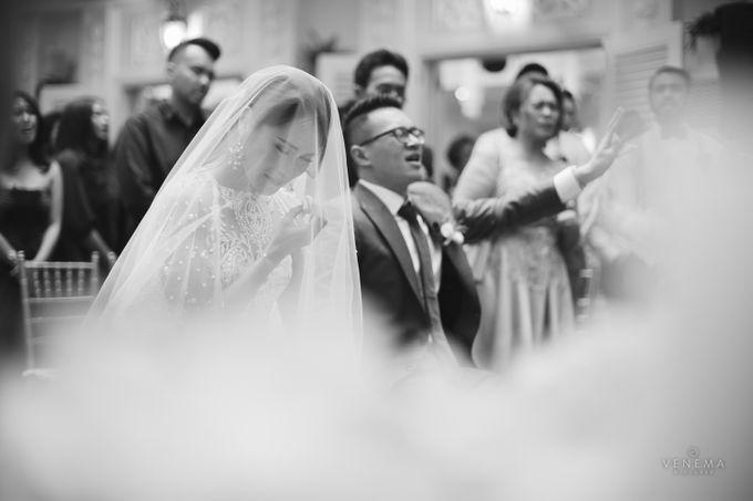 Josh & Stephanie Wedding Day by Venema Pictures - 038