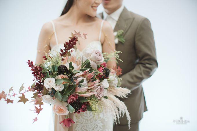 Josh & Stephanie Wedding Day by Venema Pictures - 044
