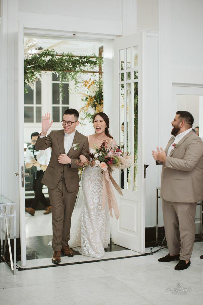 Josh & Stephanie Wedding Day by Venema Pictures - 048