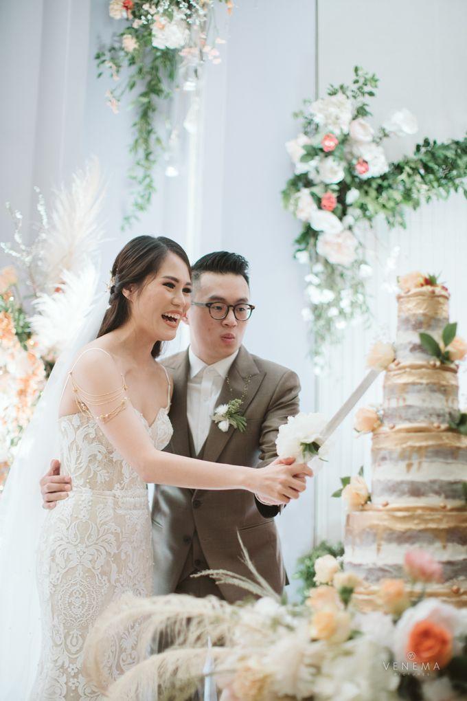 Josh & Stephanie Wedding Day by Venema Pictures - 049