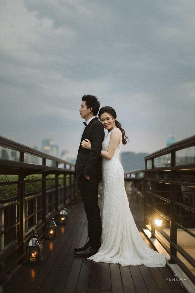 Anthony & Folla Wedding Day by Pamella Bong - 007