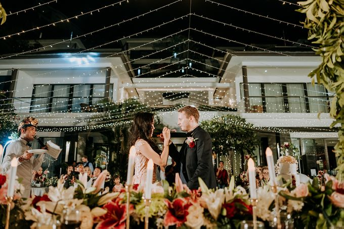 Wedding of  Nilam & Lukas Ganz by Nika di Bali - 009
