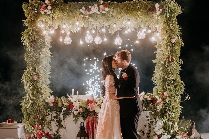 Wedding of  Nilam & Lukas Ganz by Nika di Bali - 010