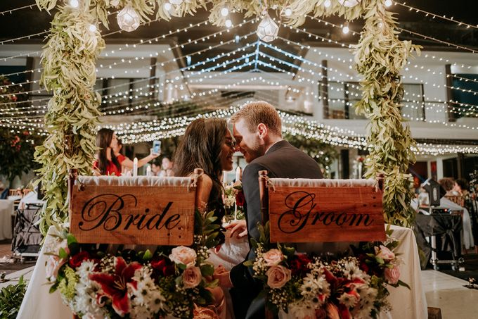 Wedding of  Nilam & Lukas Ganz by Nika di Bali - 011