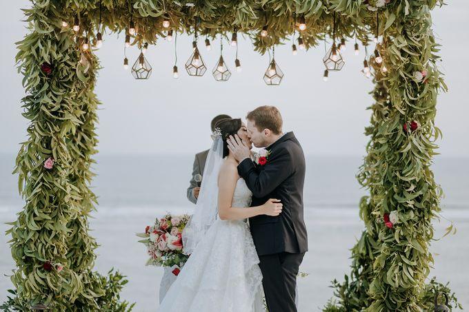 Wedding of  Nilam & Lukas Ganz by Nika di Bali - 008