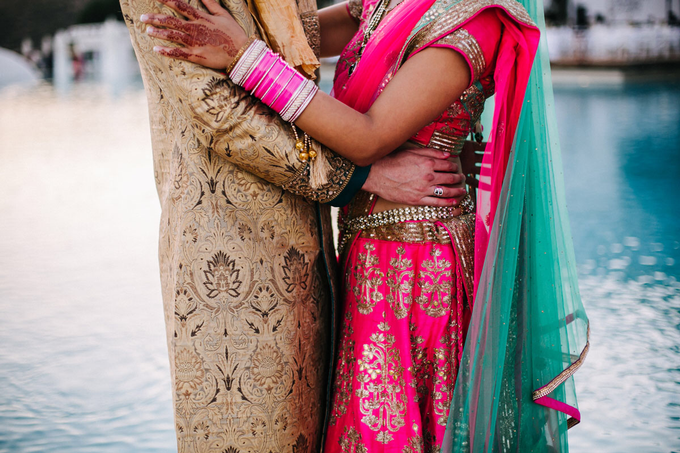 Indian Wedding in Bodrum by Nilyum Wedding & Event Design - 001