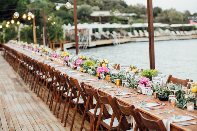 Wedding party by Nilyum Wedding & Event Design - 001