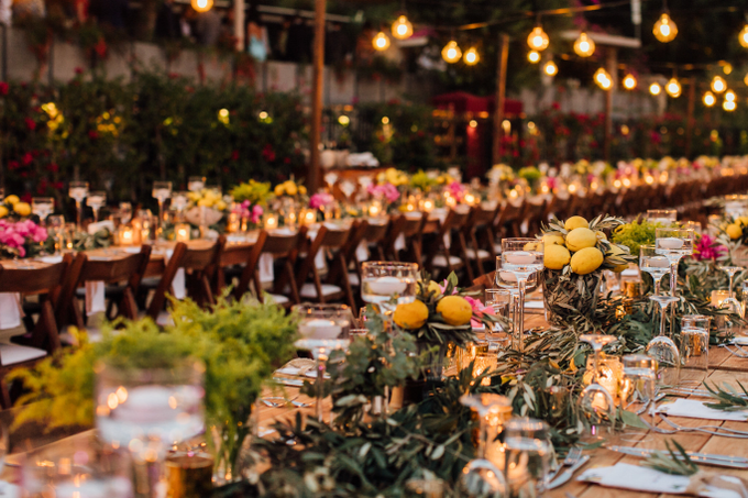 Wedding party by Nilyum Wedding & Event Design - 002