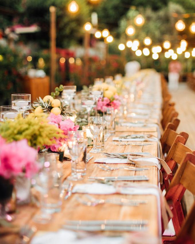 Wedding party by Nilyum Wedding & Event Design - 005