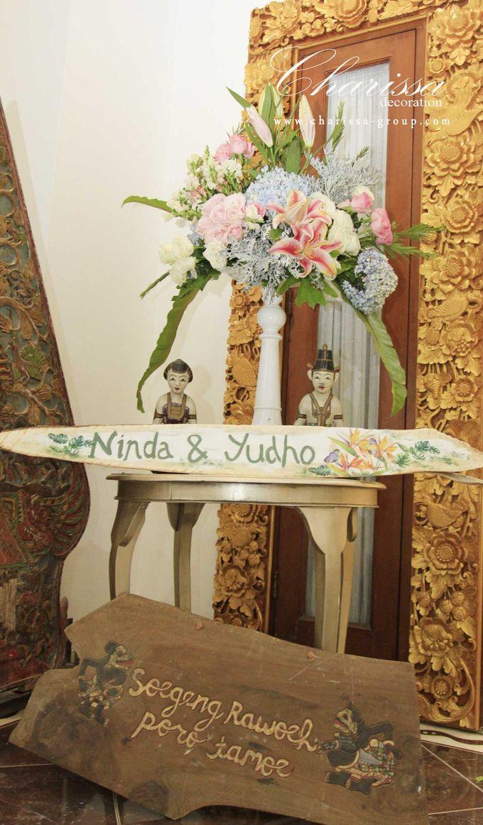 Ninda & Yudho - Akad Nikah by Charissa Event & Wedding Decoration - 002