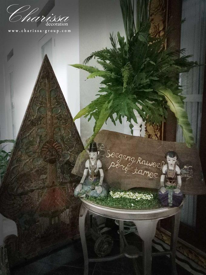 Ninda & Yudho - Siraman by Charissa Event & Wedding Decoration - 001