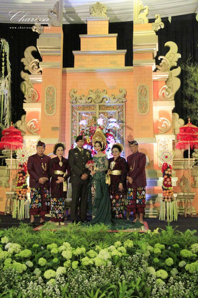 Dekorasi Adat Bali - Balai Kartini by Charissa Event & Wedding Decoration - 008