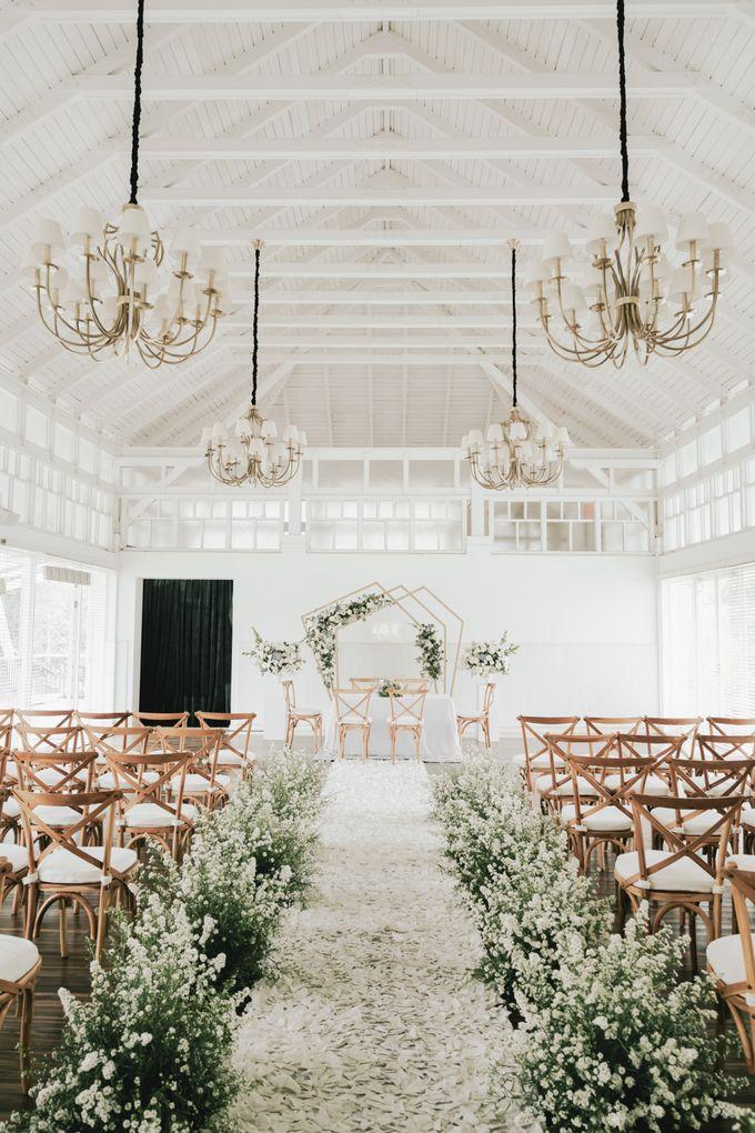 The Wedding of Nindya & Zenga by Elior Design - 001