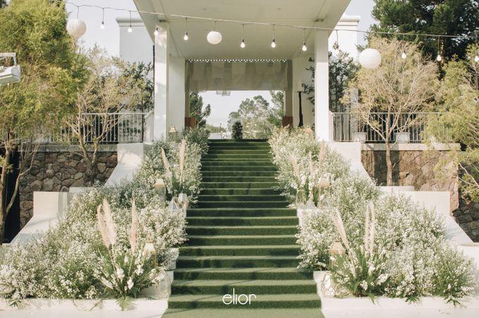 The Wedding of Nindya & Zenga by Elior Design - 006
