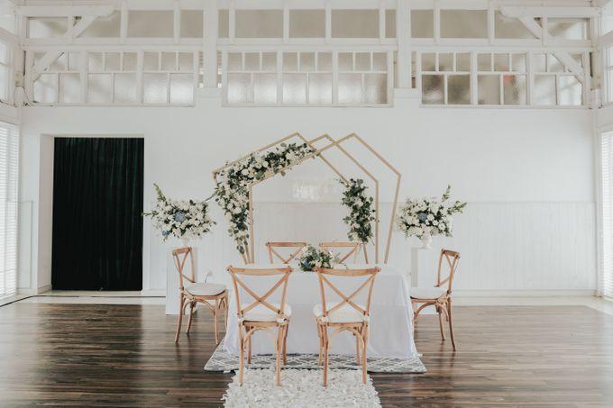 The Wedding of Nindya & Zenga by Elior Design - 002