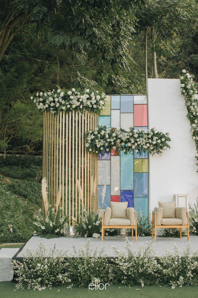 The Wedding of Nindya & Zenga by Elior Design - 008