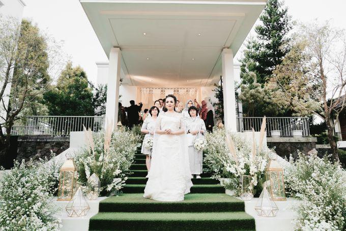 The Wedding of Nindya & Zenga by Elior Design - 003