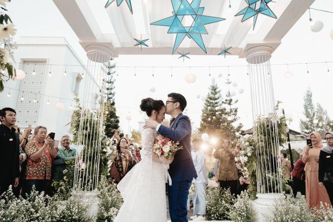 The Wedding of Nindya & Zenga by Elior Design - 004