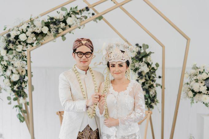 The Wedding of Nindya & Zenga by Elior Design - 005