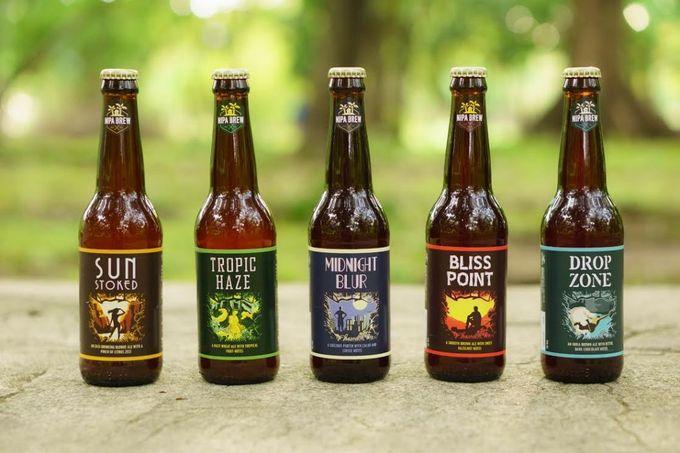 Customize Your Nipa Brew by Nipa Brew Craft Beer - 006