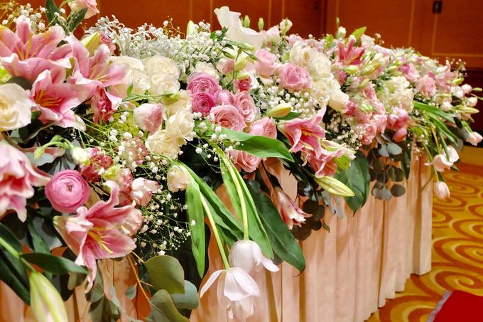 50th Wedding Anniversary  by Hotel Borobudur Jakarta - 002