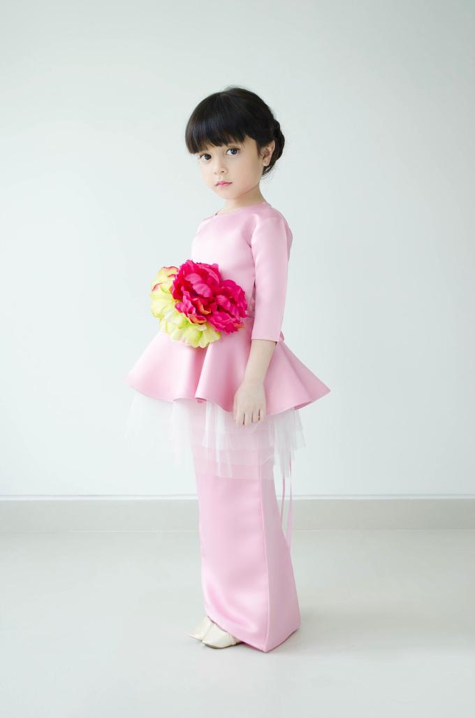 Little NM Princess Lebaran Luxe 2018 by Nisa Mazbar - 001