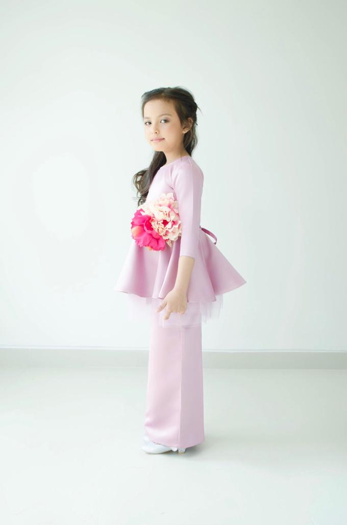 Little NM Princess Lebaran Luxe 2018 by Nisa Mazbar - 004