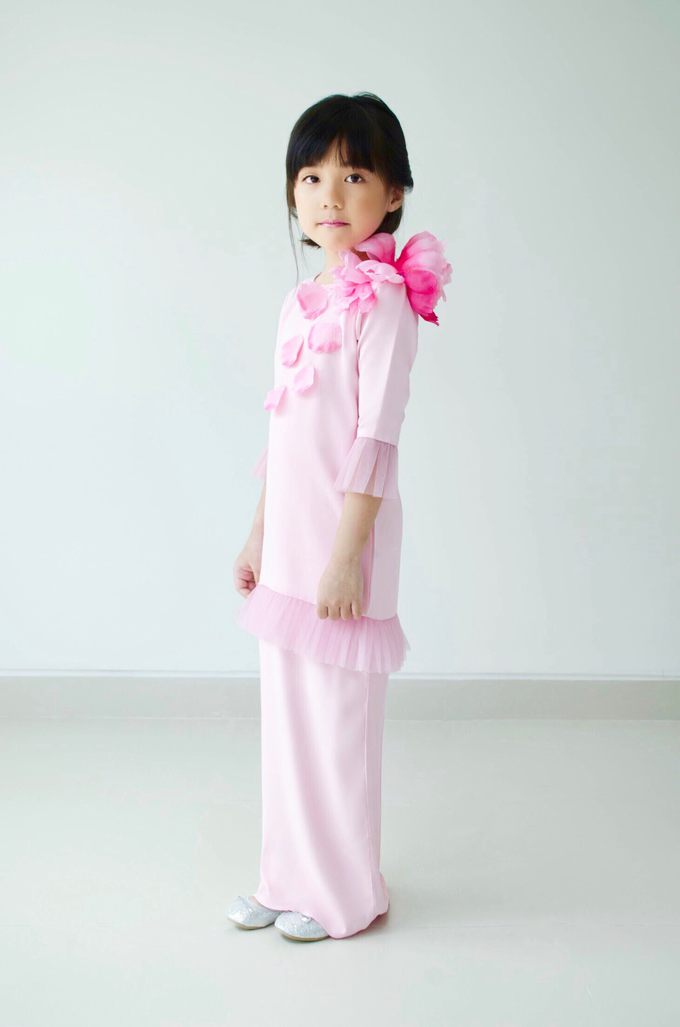 Little NM Princess Lebaran Luxe 2018 by Nisa Mazbar - 002