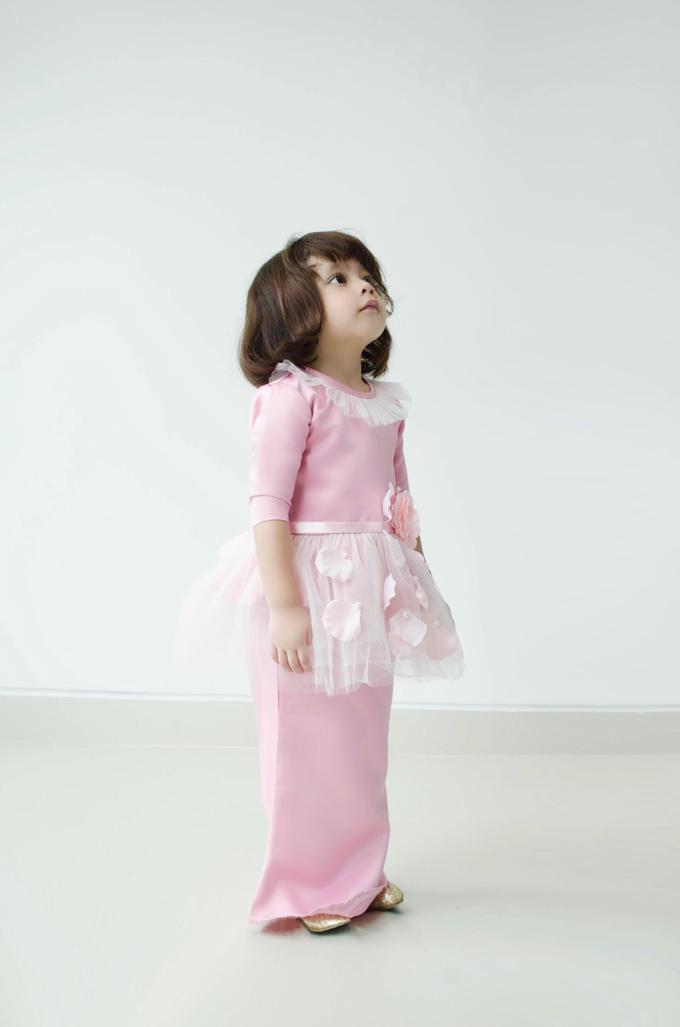 Little NM Princess Lebaran Luxe 2018 by Nisa Mazbar - 003