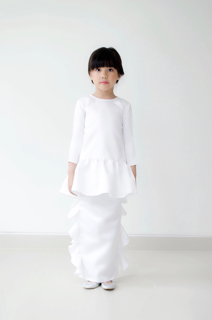 Little NM Princess Lebaran Luxe 2018 by Nisa Mazbar - 006