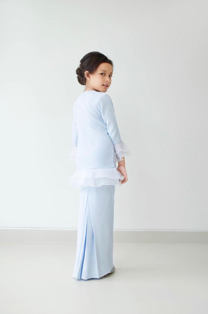 Little NM Princess Lebaran Luxe 2018 by Nisa Mazbar - 008