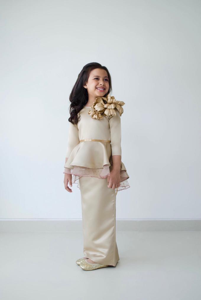 Little NM Princess Lebaran Luxe 2018 by Nisa Mazbar - 009
