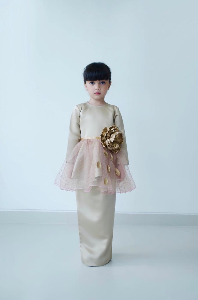 Little NM Princess Lebaran Luxe 2018 by Nisa Mazbar - 010