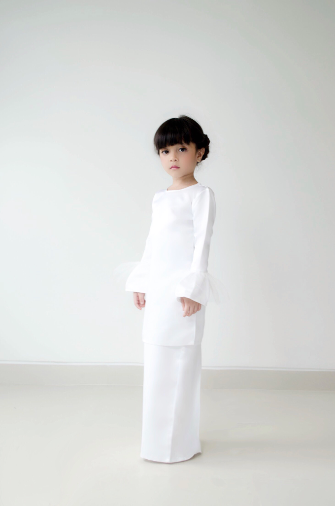 Little NM Princess Lebaran Luxe 2018 by Nisa Mazbar - 007